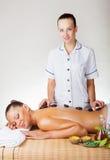 Pedra-terapia Imagem de Stock Royalty Free