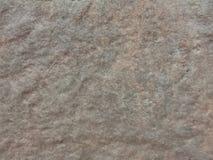 A pedra textures a areia Foto de Stock