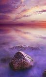Pedra triangular Imagem de Stock Royalty Free