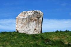 Pedra velha Fotografia de Stock