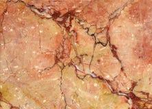 Pedra vermelha Foto de Stock Royalty Free