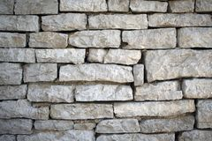 Pedra wall6 imagens de stock