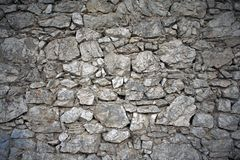 Pedra wall5 fotografia de stock