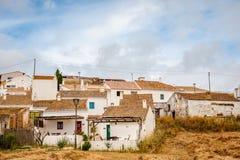 Pedralva村庄,阿尔加威,葡萄牙 免版税库存图片