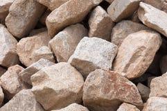 Pedras imagem de stock