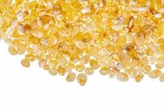 Pedras ambarinas amarelas Fotografia de Stock Royalty Free