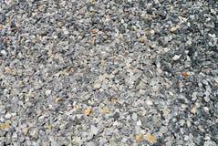 Pedras apressadas materiais Fotografia de Stock