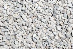 Pedras brancas Foto de Stock
