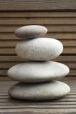 Pedras cinzentas Fotografia de Stock Royalty Free