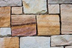 Pedras da areia Imagem de Stock