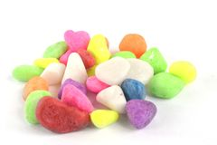 Pedras da cor Imagem de Stock Royalty Free
