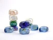 Pedras da cor Imagem de Stock