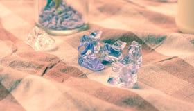 Pedras da cor Fotos de Stock
