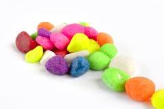 Pedras da cor Imagens de Stock Royalty Free