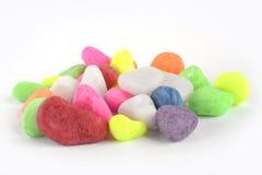 Pedras da cor Fotografia de Stock Royalty Free