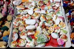 Pedras da cor Fotos de Stock Royalty Free