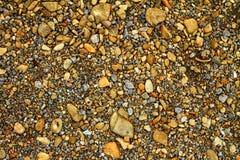 Pedras da cor Fotografia de Stock