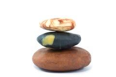 Pedras da cor da torre Fotografia de Stock