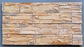 Pedras da fachada Fotos de Stock Royalty Free