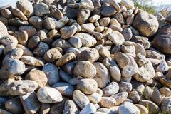 Pedras da montanha Fotos de Stock Royalty Free