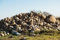 Pedras da montanha Fotografia de Stock Royalty Free