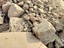 Pedras da poeira foto de stock royalty free