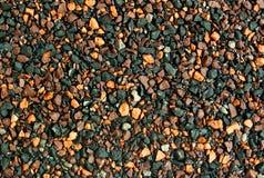 Pedras da telha de telhado Imagens de Stock