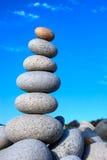 Pedras de Fengshui Foto de Stock Royalty Free