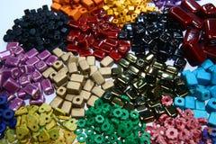 Pedras de gema Fotografia de Stock