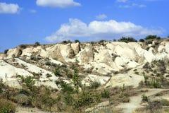 Pedras de Impresive em Cappadokia Fotografia de Stock Royalty Free