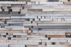 Pedras de mármore Fotos de Stock