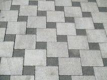 Pedras de pavimentação Imagem de Stock