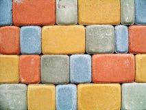 Pedras de pavimentação Fotografia de Stock Royalty Free