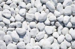 Pedras de Peeble Fotografia de Stock