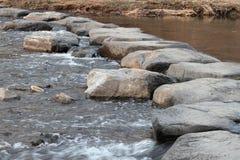 Pedras de piso Imagens de Stock