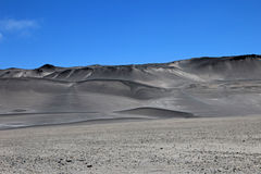 Pedras de polimento em Campo de Piedra Pomez, Catamarca, Argentina Imagens de Stock