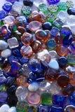 Pedras de vidro Imagem de Stock Royalty Free