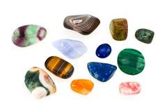 Pedras decorativas Fotografia de Stock Royalty Free