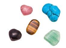 Pedras decorativas Foto de Stock Royalty Free