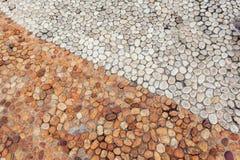 Pedras do cascalho Imagens de Stock