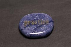 Pedras do fraseio Fotos de Stock Royalty Free