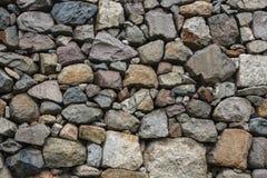Pedras do fundo, rochas Foto de Stock Royalty Free