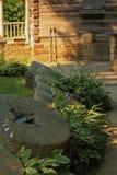 Pedras do moinho Fotos de Stock Royalty Free
