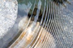 Pedras do rio Imagens de Stock