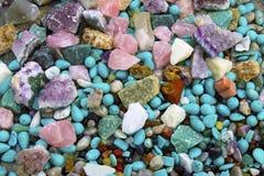 Pedras do seixo Imagens de Stock