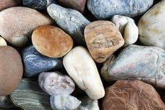 Pedras do seixo Imagem de Stock