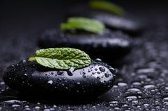 Pedras do zen Imagens de Stock