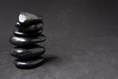 Pedras do zen Fotos de Stock