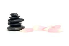Pedras dos termas Foto de Stock Royalty Free