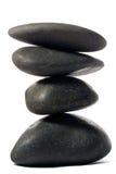 Pedras dos termas Imagens de Stock Royalty Free
